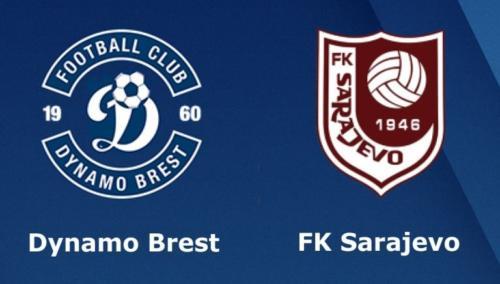 Ponturi Dinamo Brest vs Sarajevo fotbal 26 august 2020 Liga Campionilor