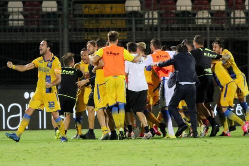 Ponturi Frosinone-Pordenone fotbal 09-august-2020 Serie B