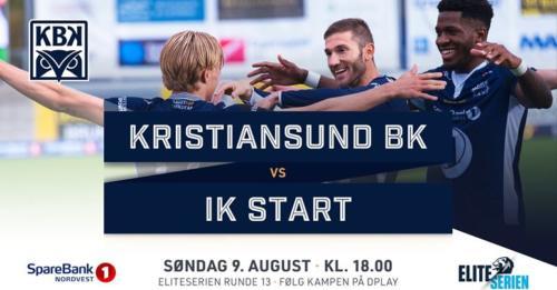 Ponturi Kristiansund-Start fotbal 09-august-2020 Eliteserien