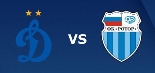 Ponturi Dinamo Moscova vs Rotor Volgograd fotbal 15 august 2020 Premier League