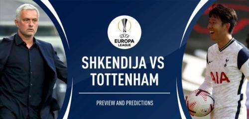 Ponturi Shkendija vs Tottenham fotbal 24 septembrie 2020 Europa League