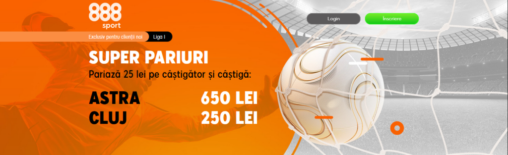 Biletul zilei fotbal ERC – Marti 15 Septembrie – Cota 2.30 – Castig potential 690 RON