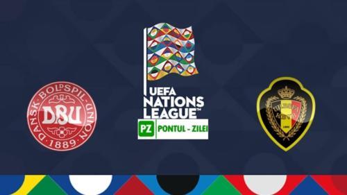 Ponturi Danemarca vs Belgia fotbal 5 septembrie 2020 Liga Natiunilor