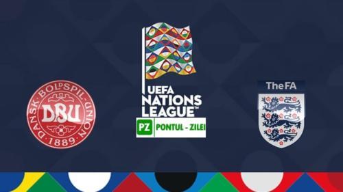 Ponturi Danemarca vs Anglia fotbal 8 septembrie 2020 Liga Natiunilor