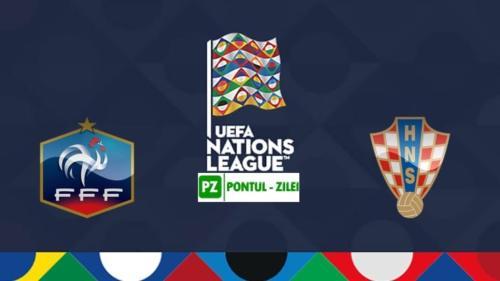Ponturi Franta vs Croatia fotbal 8 septembrie 2020 Liga Natiunilor