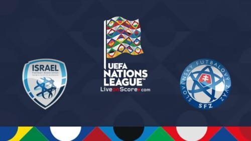 Ponturi Israel vs Slovacia fotbal 7 septembrie 2020 Liga Natiunilor