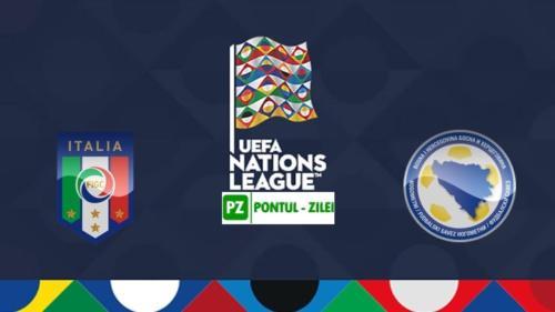 Ponturi Italia vs Bosnia Hertegovina fotbal 4 septembrie 2020 Liga Natiunilor