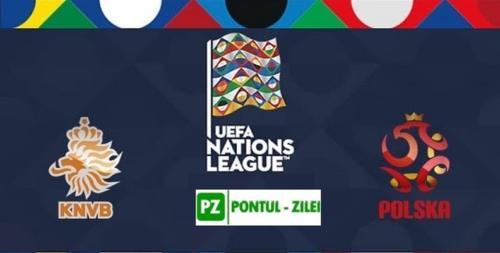 Ponturi Olanda vs Polonia fotbal 4 septembrie 2020 Liga Natiunilor
