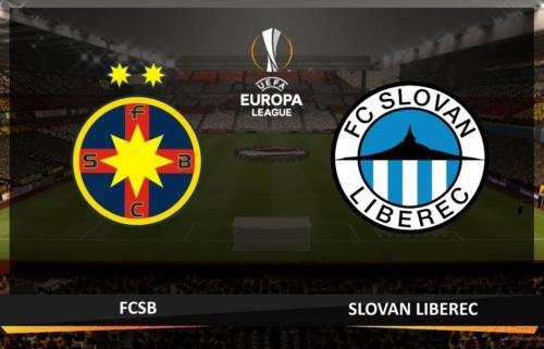 Ponturi FCSB - Slovan Liberec fotbal 24-septembrie-2020 Europa League