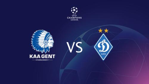 Ponturi Gent - Dinamo Kiev fotbal 23-septembrie-2020 Liga Campionilor