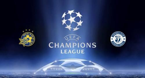 Ponturi Maccabi Tel Aviv - Dinamo Brest fotbal 16-septembrie-2020 Liga Campionilor