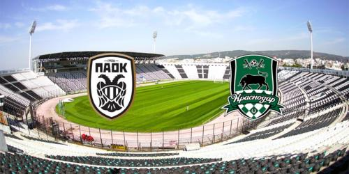 Ponturi PAOK Salonic - Krasnodar fotbal 30-septembrie-2020 Liga Campionilor