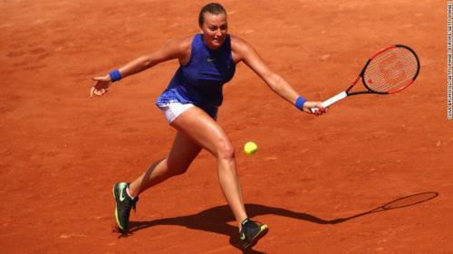 Ponturi Petra Kvitova-Jasmine Paolini tenis 01-octombrie-2020 WTA French Open