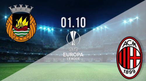 Ponturi Rio Ave - Milan fotbal 01-octombrie-2020 Europa League