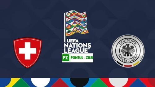 Ponturi Elvetia vs Germania fotbal 6 septembrie 2020 Liga Natiunilor