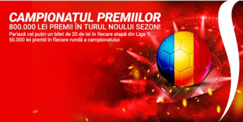 Campionatul premiilor SUPERBET! 800.000 RON premii in turul noului sezon de Liga1!