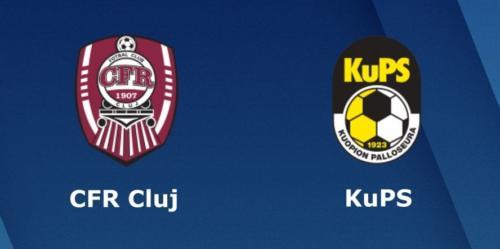 Ponturi CFR Cluj vs KuPS fotbal 1 octombrie 2020 Europa League
