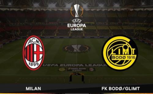 Ponturi AC Milan vs Bodo Glimt fotbal 24 septembrie 2020 Europa League