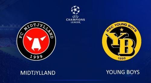Ponturi Midtjylland vs Young Boys fotbal 16 septembrie 2020 Liga Campionilor