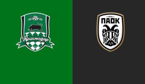 Ponturi Krasnodar vs PAOK Salonic fotbal 22 septembrie 2020 Liga Campionilor