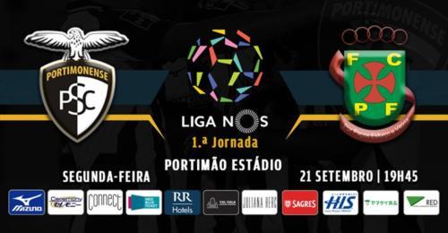 Ponturi Portimonense-Ferreira 21-septembrie-2020 Primeira Liga