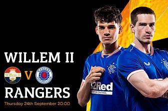Ponturi Willem II-Rangers 24-septembrie-2020 Europa League