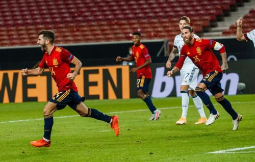 Ponturi Spania-Ucraina 06-septembrie-2020 Liga Natiunilor