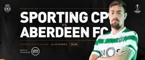 Ponturi Sporting-Aberdeen 24-septembrie-2020 Europa League