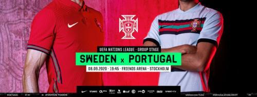 Ponturi Suedia-Portugalia 08-septembrie-2020 Liga Natiunilor
