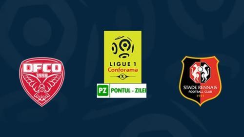 Ponturi Dijon vs Rennes fotbal 16 octombrie 2020 Ligue 1