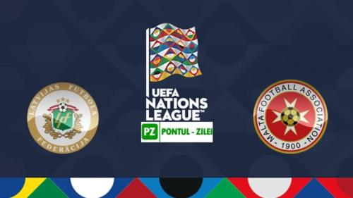 Ponturi Letonia vs Malta fotbal 13 octombrie 2020 Liga Natiunilor