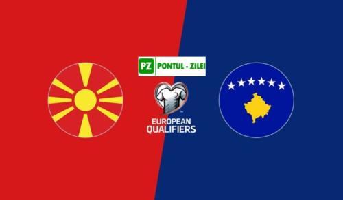 Ponturi Macedonia de Nord vs Kosovo fotbal 8 octombrie 2020 preliminarii Euro
