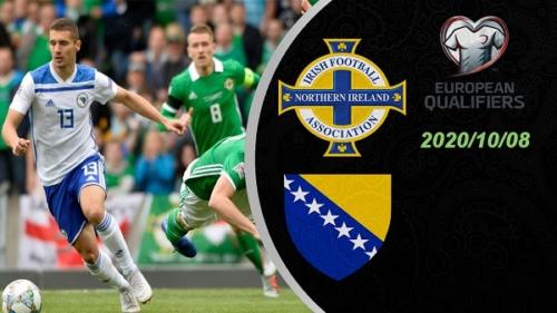 Ponturi Bosnia - Irlanda de Nord fotbal 08-octombrie-2020 baraj Euro 2020