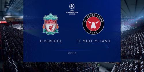 Ponturi Liverpool - Midtjylland fotbal 27-octombrie-2020 Liga Campionilor