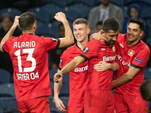 Ponturi SK Slavia Praga-Bayer 04 Leverkusen 29-octombrie-2020 Europa League