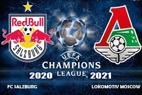 Ponturi Salzburg - Lokomotiv Moscova fotbal 21-octombrie-2020 Liga Campionilor