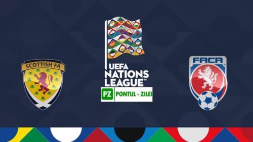 Ponturi Scotia vs Cehia fotbal 14 octombrie 2020 Liga Natiunilor
