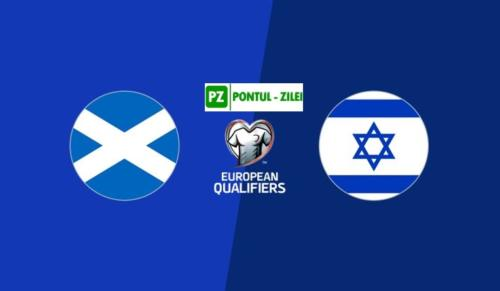 Ponturi Scotia vs Israel fotbal 8 octombrie 2020 preliminarii Euro
