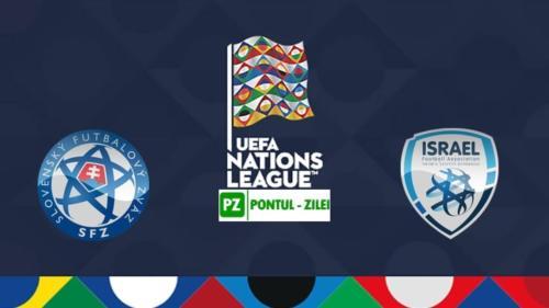 Ponturi Slovacia vs Israel fotbal 14 octombrie 2020 Liga Natiunilor