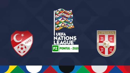 Ponturi Turcia vs Serbia fotbal 14 octombrie 2020 Liga Natiunilor