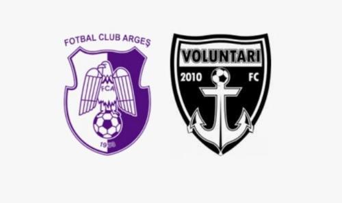 Ponturi FC Arges vs FC Voluntari fotbal 30 octombrie 2020 Liga 1