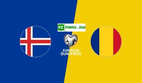 Ponturi Islanda vs Romania fotbal 8 octombrie 2020 preliminarii Euro