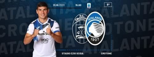 Ponturi Crotone-Atalanta 31-octombrie-2020 Serie A