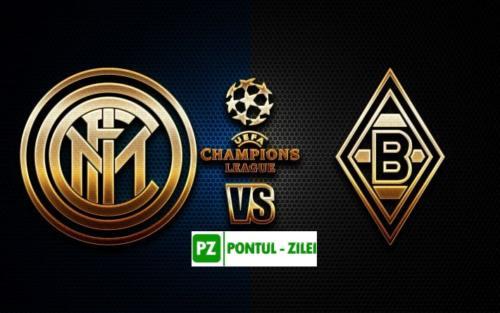 Ponturi Inter vs Borussia Monchengladbach fotbal 21 octombrie 2020 Liga Campionilor