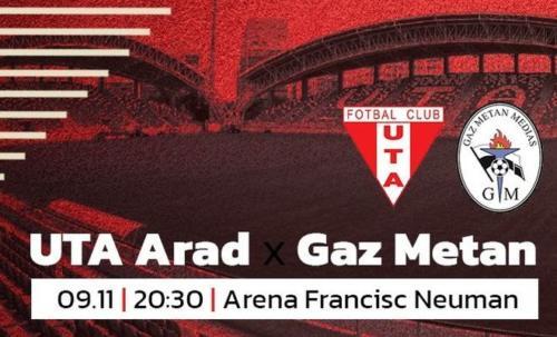 Ponturi UTA vs Gaz Metan Medias fotbal 9 noiembrie 2020 Liga 1