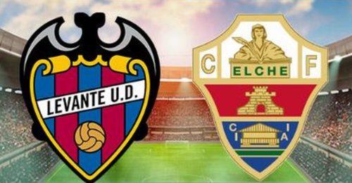 Ponturi Levante vs Elche fotbal 21 noiembrie 2020 La Liga