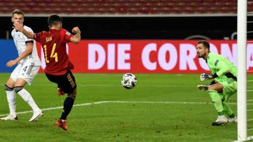 Ponturi Spania - Germania fotbal 17-noiembrie-2020 Liga Natiunilor