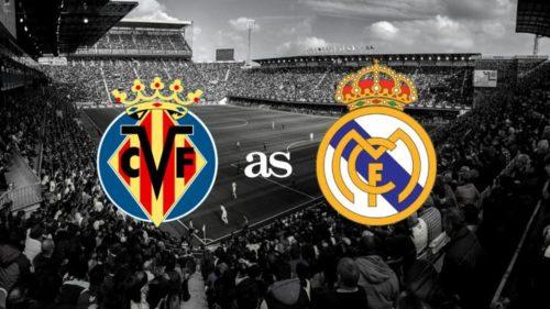 Ponturi Villarreal - Real Madrid fotbal 21-noiembrie-2020 Spania Primera