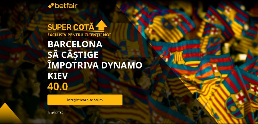 Cota zilei fotbal ERC – Marti 24 Noiembrie – Cota 1.68 – Castig potential 840 RON