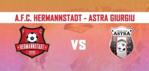 Ponturi Hermannstadt-Astra 22-noiembrie-2020 Liga 1